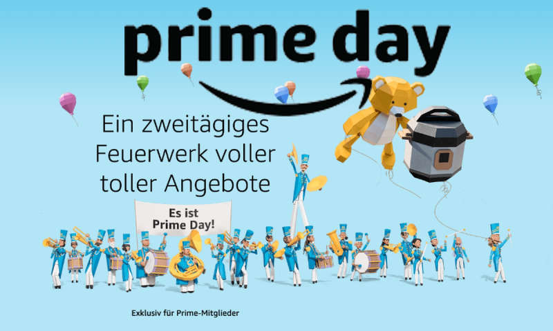 62cb1c524e4e43 Prime Day Angebote 2019: iPhones, PS4 Pro, Surface, 4K-TVs, Office ...