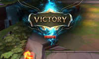 TFT Victory Screen