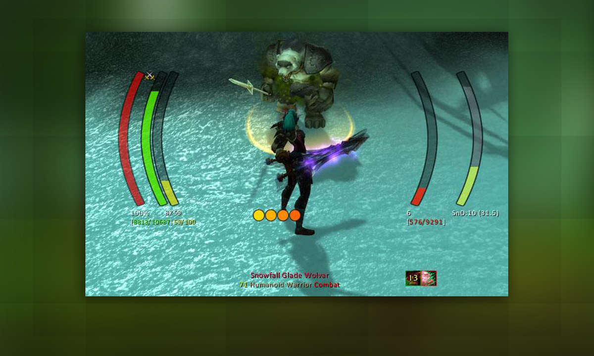 WoW Classic Addon IceHUD