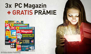 PC Magazin Abo Print