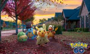 Pokemon GO Halloween 2019