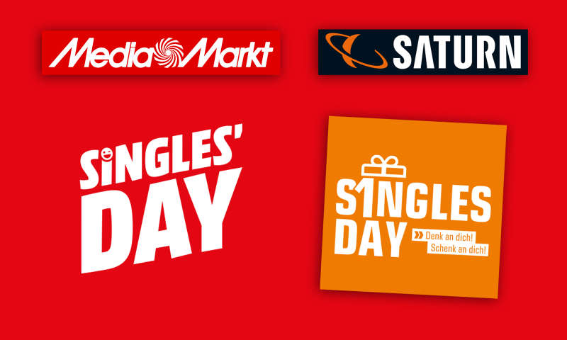 Singles Day Angebote