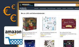 amazon adventskalender angebot