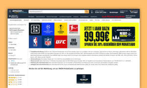 dazn angebot amazon
