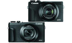 Canon Powershot G5 X Mark II und G7 X Mark III