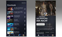Disney+ App in Deutsch auf iPhone, Tablet und Smart-TV
