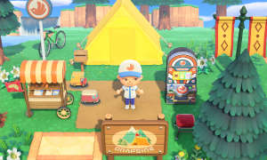 Animal Crossing: Screenshot