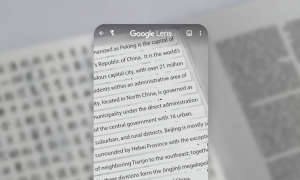 Google Lens Features