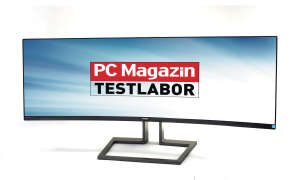 Business-Monitor Test 2020: Philips Brilliance 439P9H