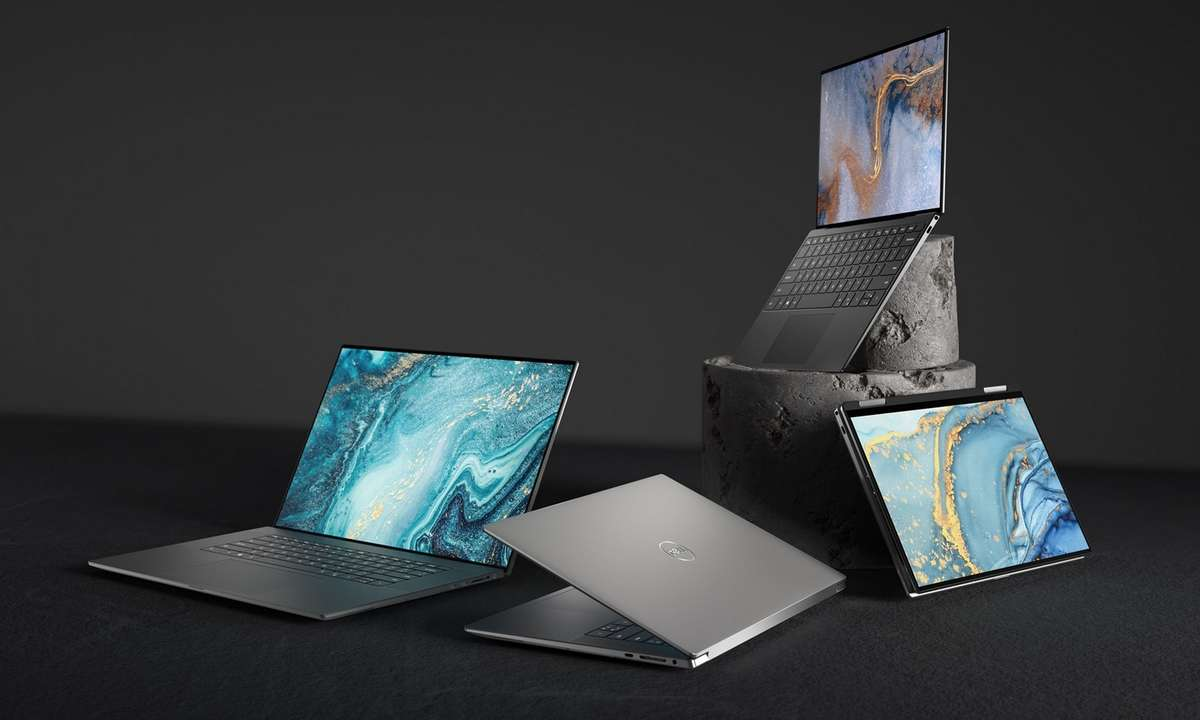 dell xps notebook serie