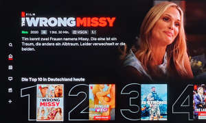 Netflix: Wrong Missy in Dolby Vision