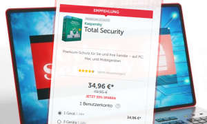 Kaspersky Total Security 2020 im Angebot