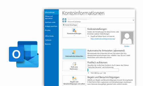 Outlook: Abwesenheitsnotiz einrichten in Office/Exchange/9 - PC