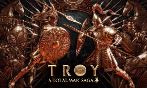 Total War Troy Titel