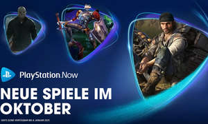 PS Now Spiele im Oktober 2020: Days Gone, Friday the 13th, MediEvil