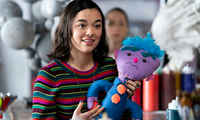 Dash & Lily S1: Lily mit selbstgemachter Puppe