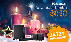 Adventskalender 2020 PC Magazin