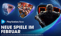 PS Now Titel im Februar 2021