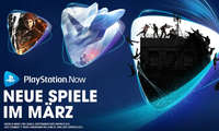 PS Now März 2021