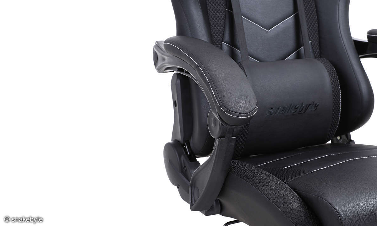 Snakebyte Gaming Chair Test