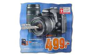 Saturn Angebot Canon EOS 1000D