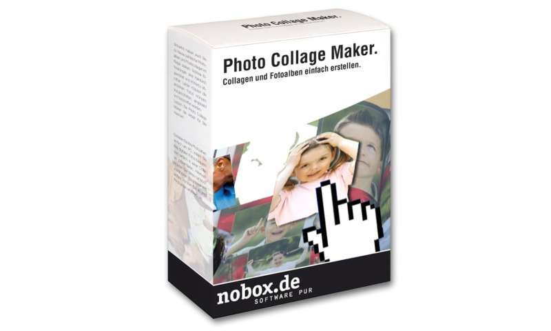 photo collage maker 1 5 pc magazin. Black Bedroom Furniture Sets. Home Design Ideas