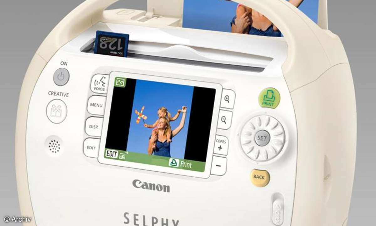 Canon Selphy ES40