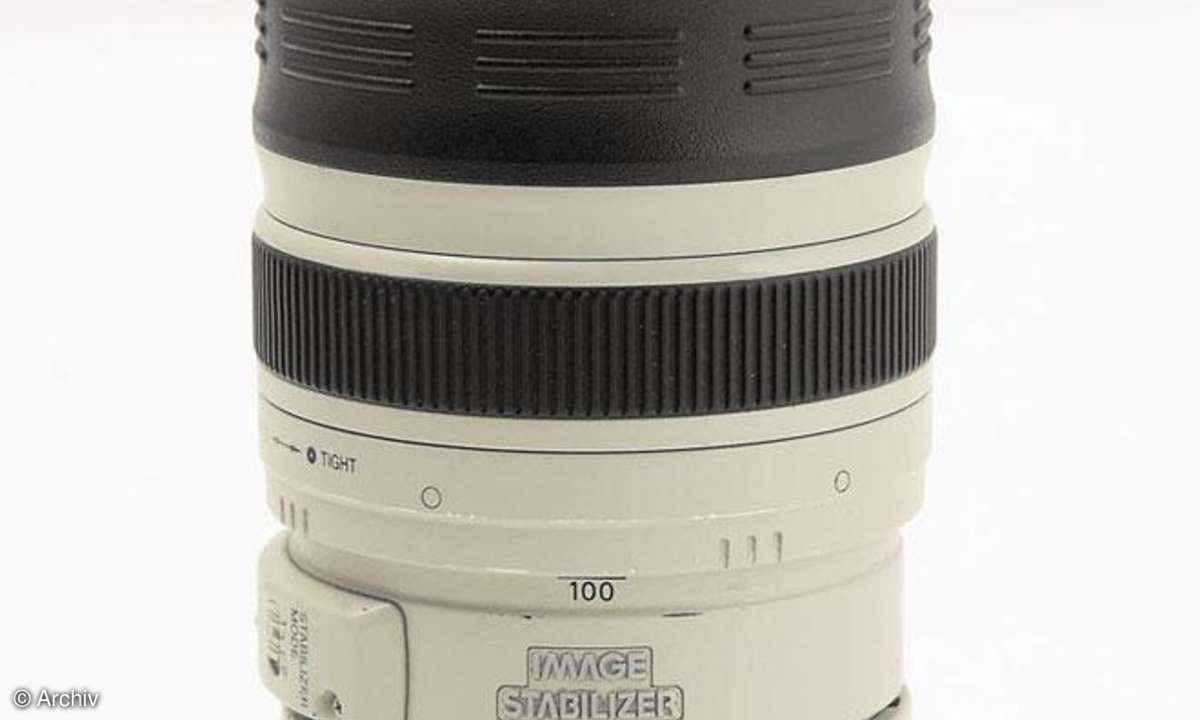 Canon EF 4,5-5,6/100-400 mm L IS USM