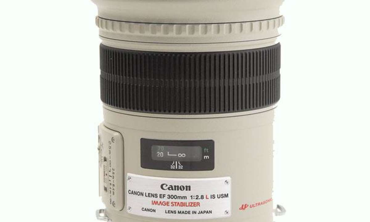 Canon EF 2,8/300 mm L IS USM