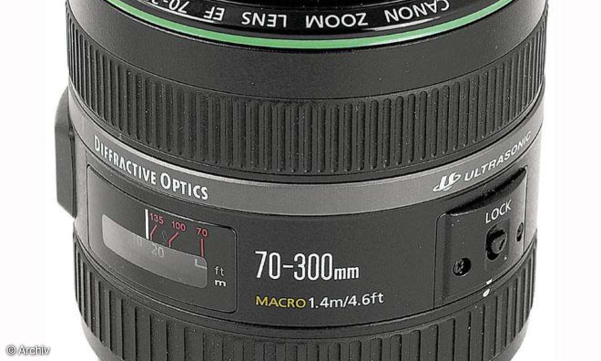 Canon EF 4,5-5,6/70-300 mm DO IS USM
