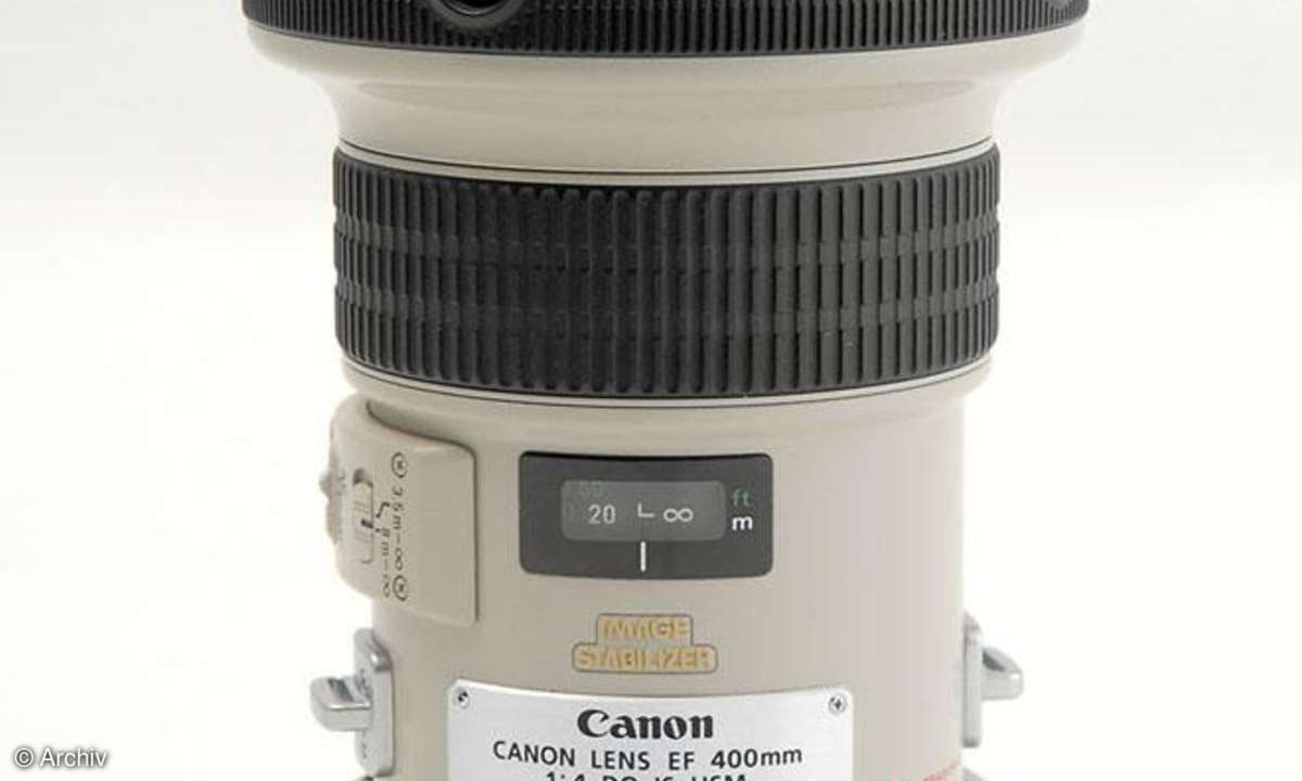 Canon EF 4/400 mm DO IS USM