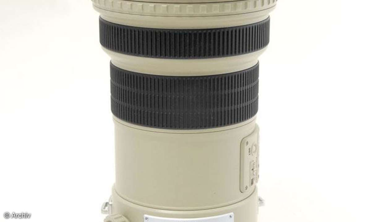 Canon EF 2,8/400 mm L IS USM