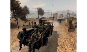 Ghost Recon - Truppentransport