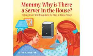 Stay at Home Server: Kinderbuch