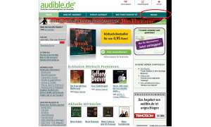 audible.de: Flexi Abo