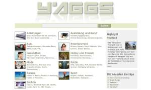 Coole Website: yaggs.de
