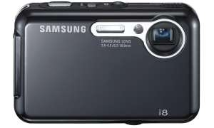 Samsung i8 - Kamera mit MP3-Player