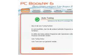 XP-Renovierung: PC Booster 6
