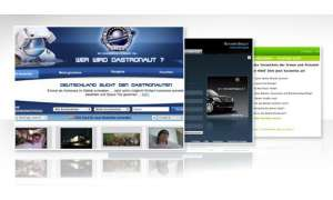 Coole Websites: Dastronauten.de, Pennr.de, Mercedes-Benz.tv