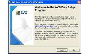 AVG Anti-Virus Free