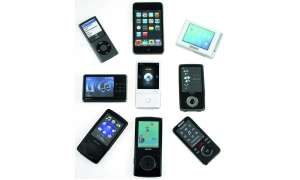 Hardware MP3-Player: MP3-Player mit Flash-Speicher ab 100 Euro