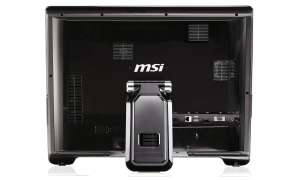 MSI Wind Top AE2200: All-in-One-PC mit 22-Zoll-Touchscreen