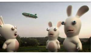Rabbids Go Home - Trailer-Ausschnitte