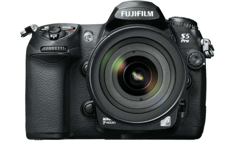 Colorfotode Fujifilm Finepix S5 Pro Pc Magazin
