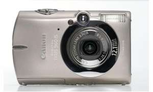 Canon Ixus 960 IS Vorderseite