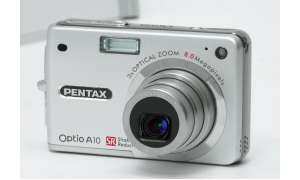 Pentax Optio A10 Vorderseite