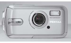 Pentax Optio W20 Vorderseite