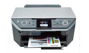 Epson Stylus Photo RX685 Vorderseite