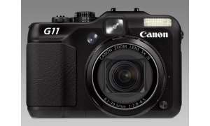 Canon Powershot G11 Front