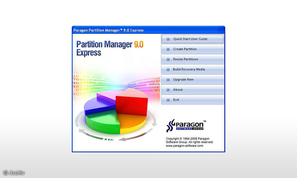 Partition Manager Express